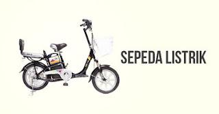 Teknologi Sepeda Listrik