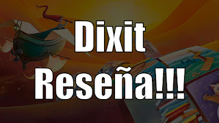Dixit the board game Reseña