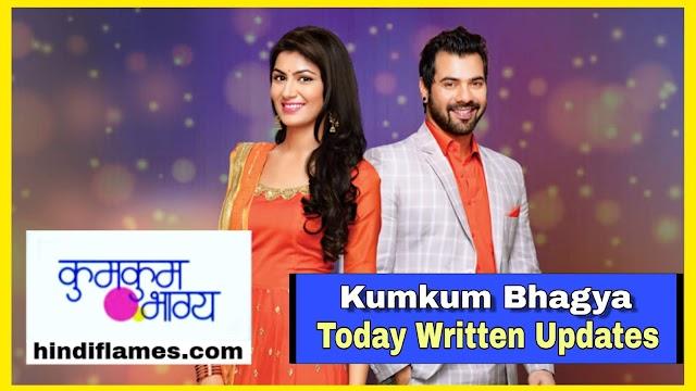 Kumkum Bhagya 25 January 2020 Written Episode Update