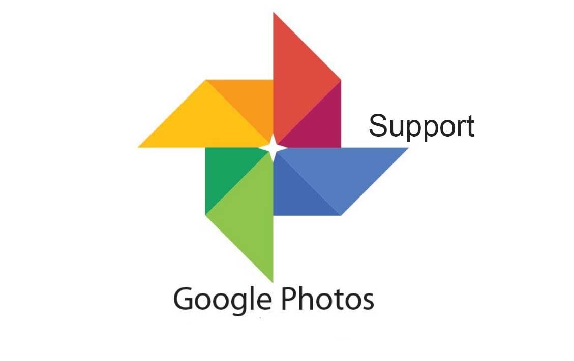 Техподдержка Google Фото