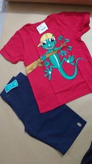 Como posso revender moda infantil