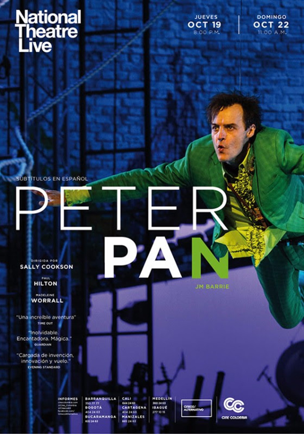 obra-familiar-National-Theatre-Live-Peter-Pan