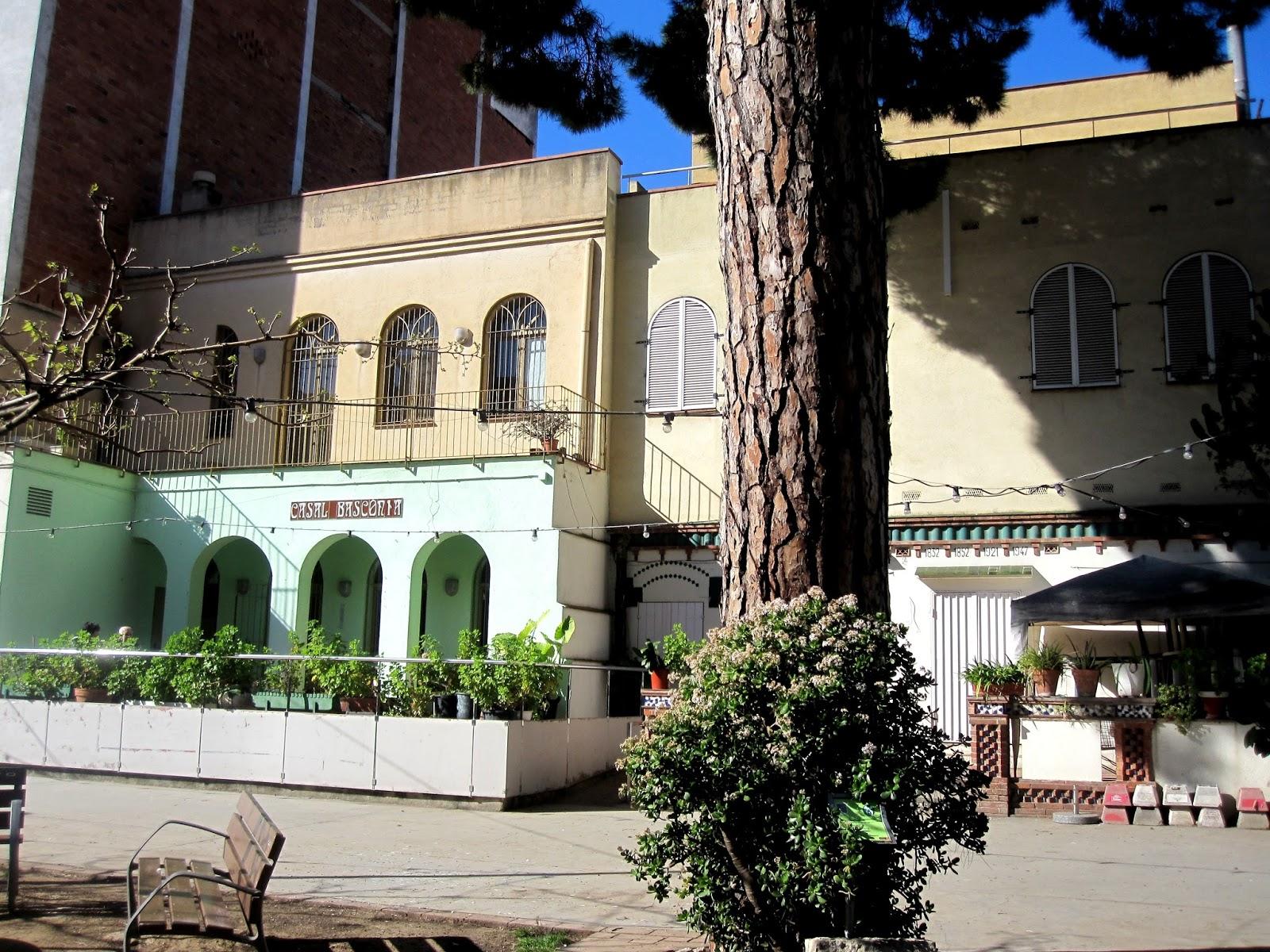 Tot barcelona el pino del casal basconia de sant andreu - Barrio de sant andreu ...