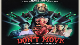 BAD-E-SABA Presents - Don't Move Horror Short Film