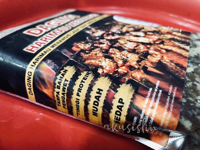 Daging Harimau Menangis Aunty Tini Kitchen Boleh Tahan Sedap!