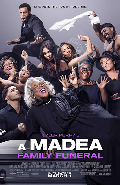 Tyler Perry's A Madea Family Funeral 2019 movie poster