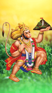 download lord Hanuman wallpapers for mobile