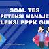 Soal Dan Jawaban Kompetensi Manajerial Seleksi PPPK Guru