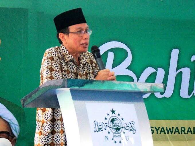 Rais PBNU: Deklarasi Negara Agama Bisa Merusak Kebhinnekaan Indonesia