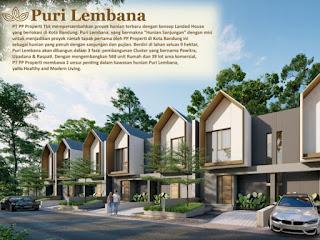 PP Properti Bangun Rumah Tapak di Kawasan Dekat Gedebage Bandung