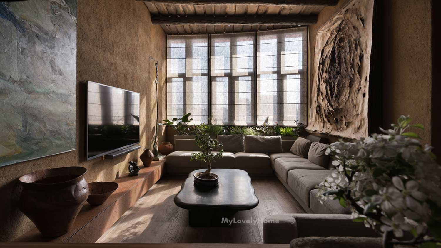 Japanese Traditional Living Room Style My Lovely Home