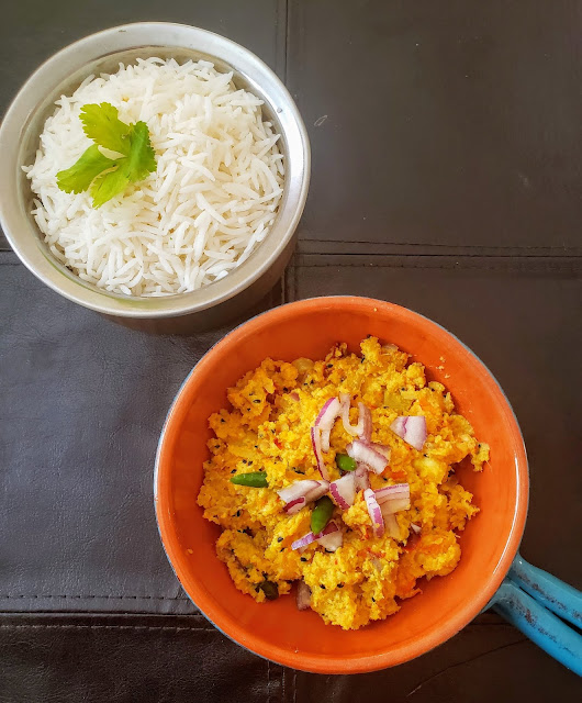 Chingri Bhorta, Chingri Mola