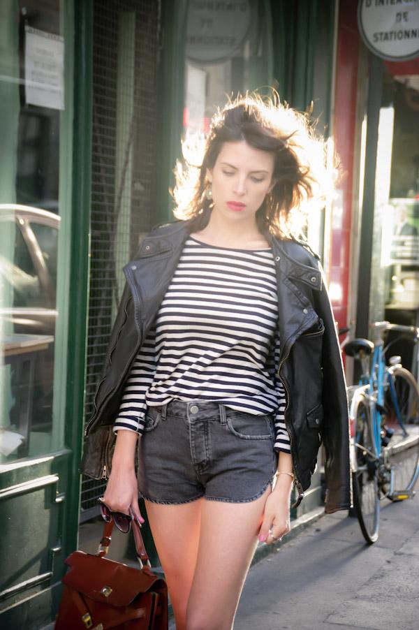 Fashion Is A Playground Ballerines Rock N Roll