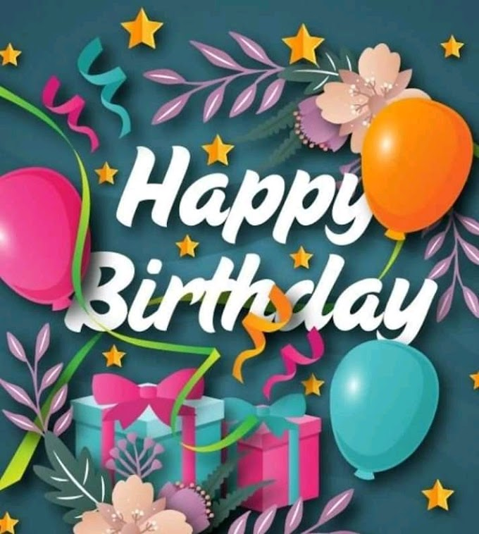 happy Birthday   Vedio  wishes with quotes free download