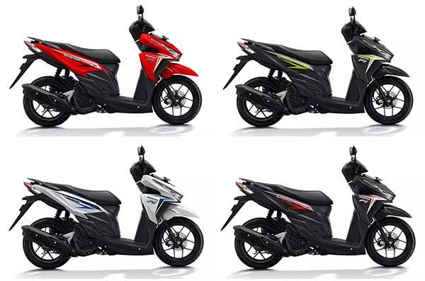 Spesifikasi dan Harga Motor Honda Vario 125 eSP Terbaru