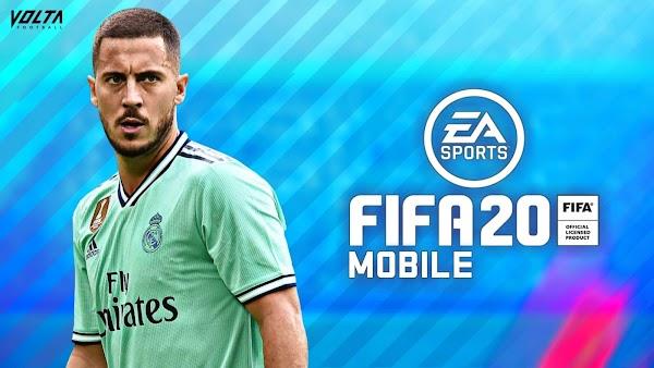 FIFA 20 Mobile,Full Kits, Real Face, Transfer 19/20 [Offline]