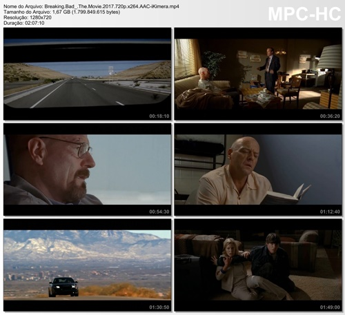 Download Breaking Bad - The Movie (2017) 720p Torrent