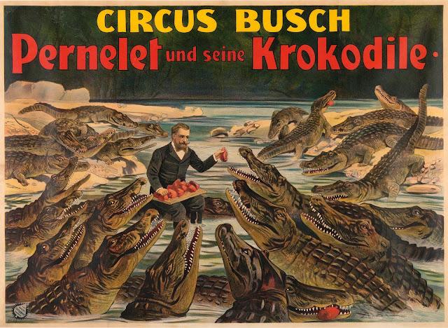 Affiches de cirque 004