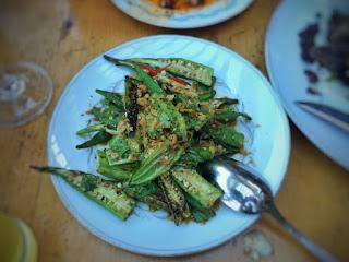 Bamia Pickled Okro Recipe