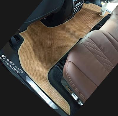 Thảm lót sàn KATA BMW X7 2020