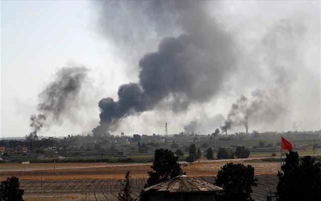 Η εβδομάδα που άλλαξε τον χάρτη του πολέμου στη Συρία