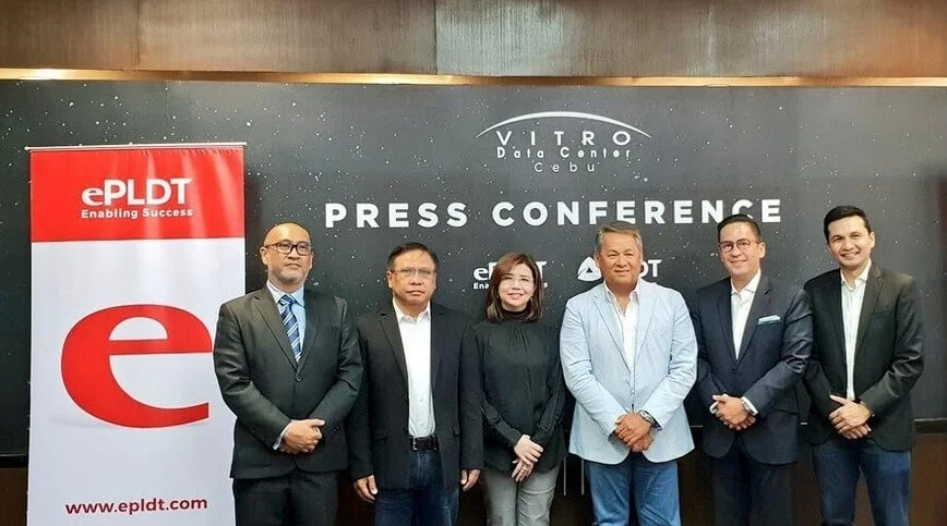 PLDT Group Installs 2nd VITRO Data Center in Cebu