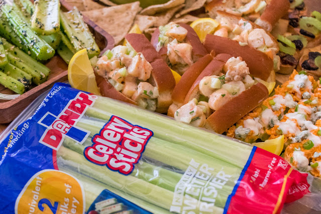 How to Make a Celery Recipe Board for National Celery Month!