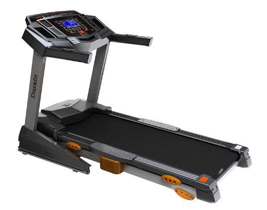 Durafit Heavy 2.5 HP (5.0 HP Peak) DC Motorized Treadmill
