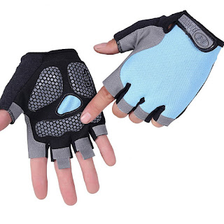 Cycling Gloves with Anti-Slip Shock