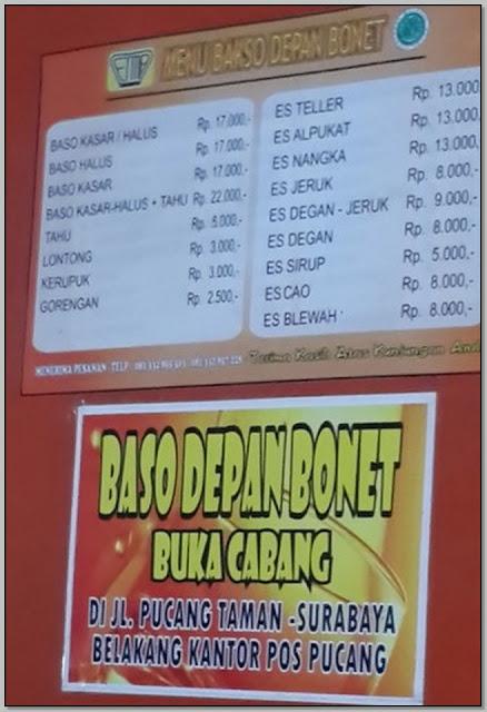 Tempat Makan Enak Di Manyar Surabaya