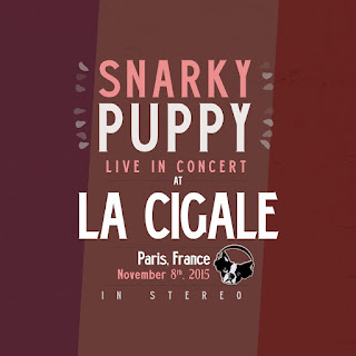 Snarky Puppy - 2015 - Live in Concert at la Cigale