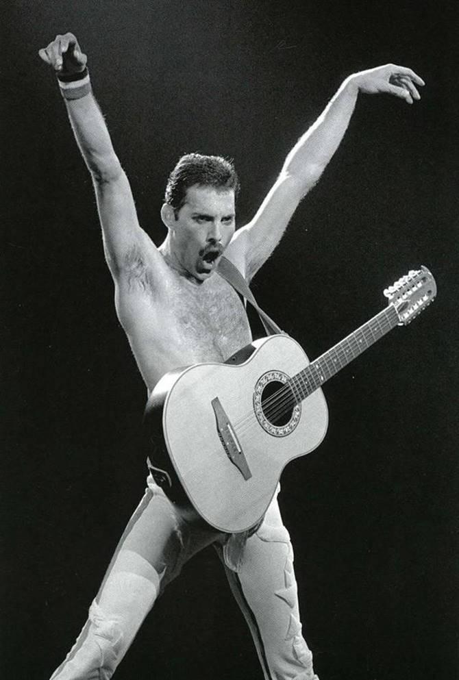 Freddie Mercury | Farrokh Bulsara  Popularly known as Freddie Mercury