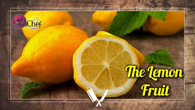 The Lemon Fruit