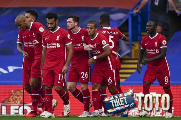 Karena Blunder Kepa adalah Hasil Latihan Liverpool