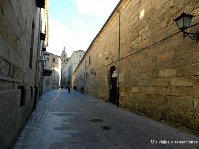 Calle Compañía, Salamanca