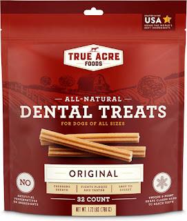 All-Natural Dental Chew Sticks