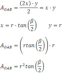 Área-de-un-subtriángulo-de-un-polígono-circunscrito-en-una-circunferencia
