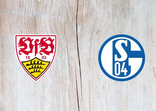 Stuttgart vs Schalke 04 -Highlights 27 February 2021