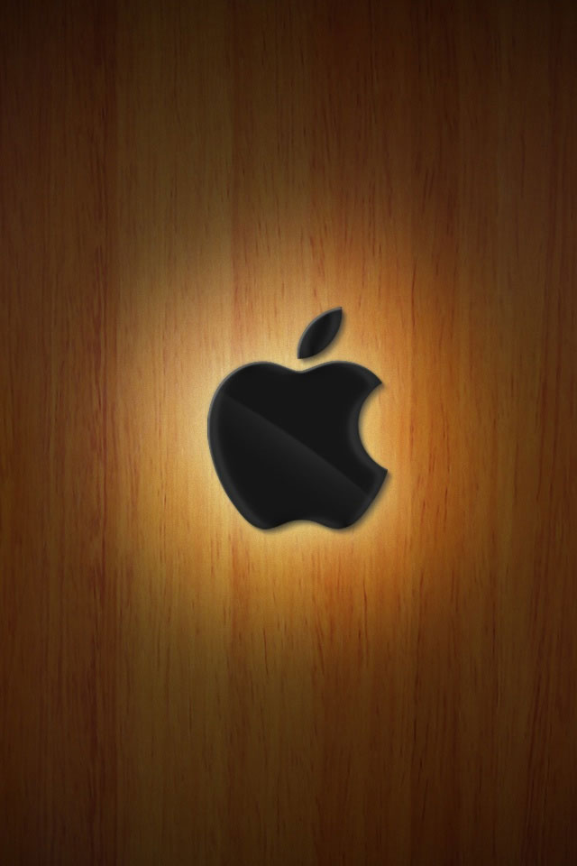 iphone 4 4s wallpaper apple wood hd wallpapers 9to5wallpapers