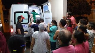 Pai e filho sofrem tentativa de assalto na zona rural de Picuí; filho é baleado