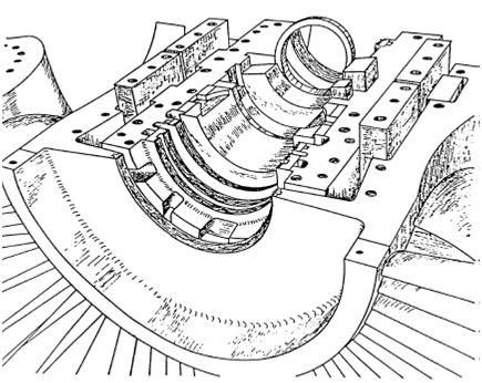 Gas Turbine Tutorials Gas Turbine Bearings