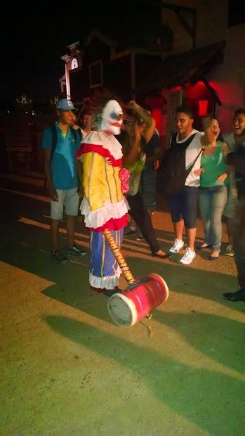 Hora do Horror 2014 - A Loja de Brinquedos -  Hopi Hari