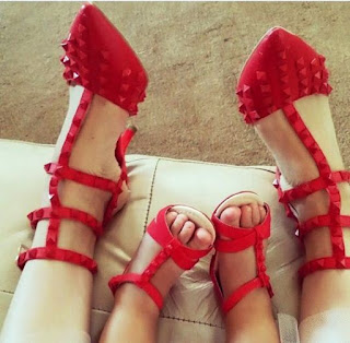 Gambar Sepatu Couple Ibu dan Anak 200016