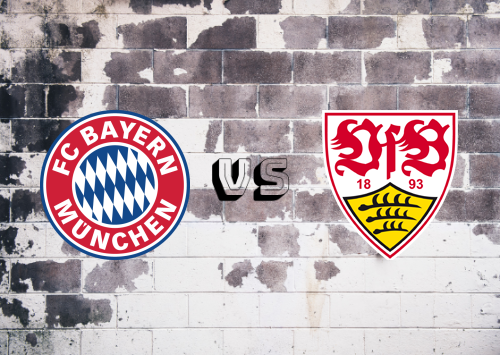 Bayern München vs Stuttgart  Resumen y Partido Completo