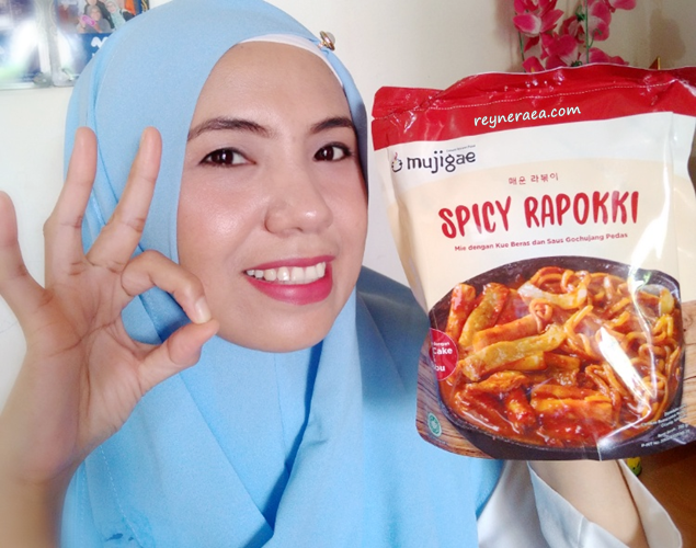 Review Spicy Rappoki Mujigae