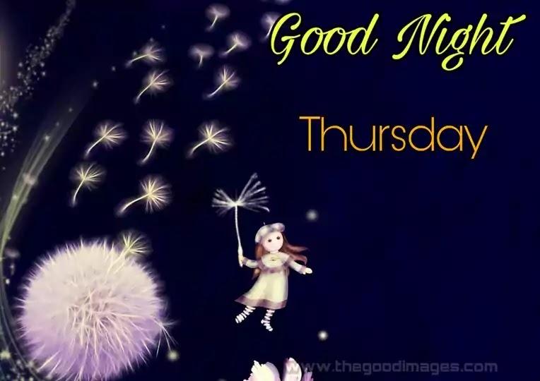 Thursday Good Night