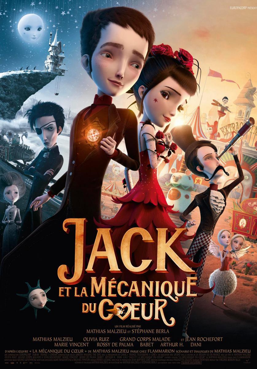 Jack e a Mecânica do Coração Dublado