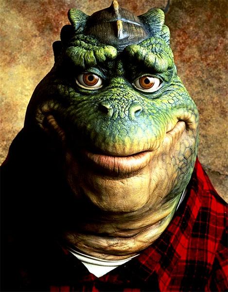 Dinosaurios Earl Sinclair