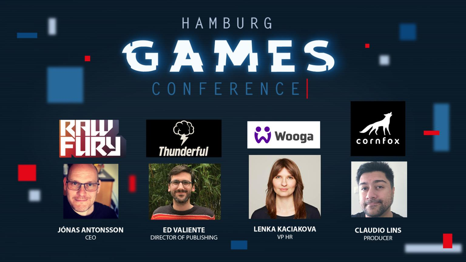 HANSEPARTNER: Die Hamburg Games Conference