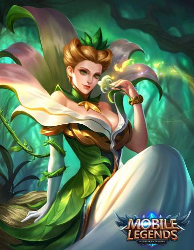 Bukan Montoon namanya jika tidak selalu berinovasi Aurora: Hero MAGE Mobile Legends Terbaru Mei 2017